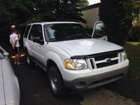 2001 Ford Explorer Sport 4WD, Cantaloup0's 2001 Ford Explorer Sport 2 Dr STD 4WD SUV, exterior