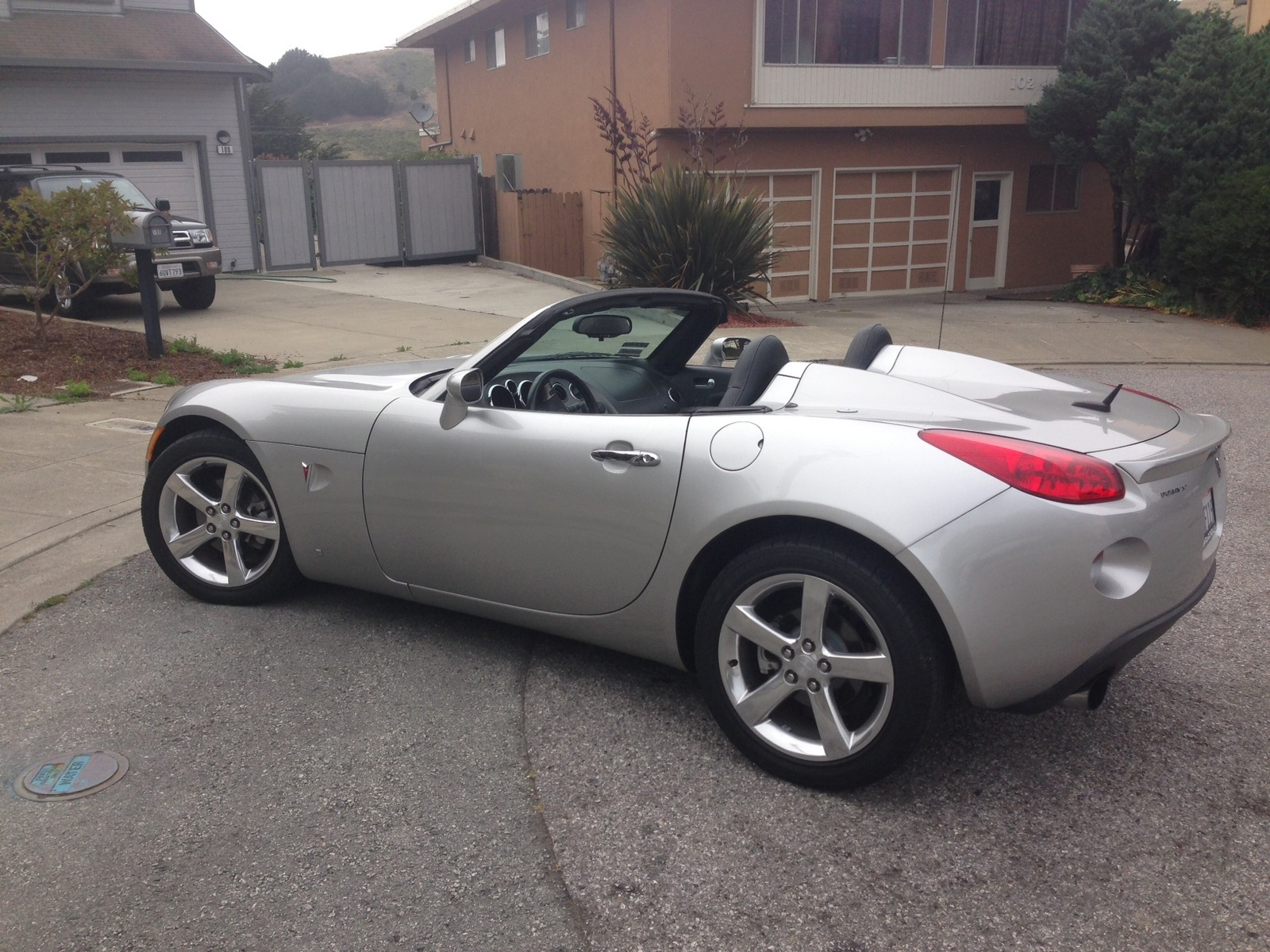 2007 Saturn Sky Reviews Autos Post