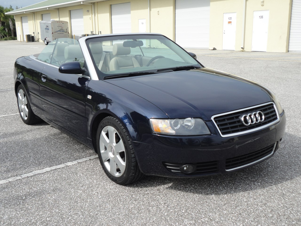 2004 audi a4 1 8 t related infomation specifications weili automotive network. Black Bedroom Furniture Sets. Home Design Ideas