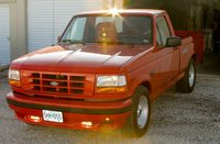 1993 Ford F-150 SVT Lightning Overview