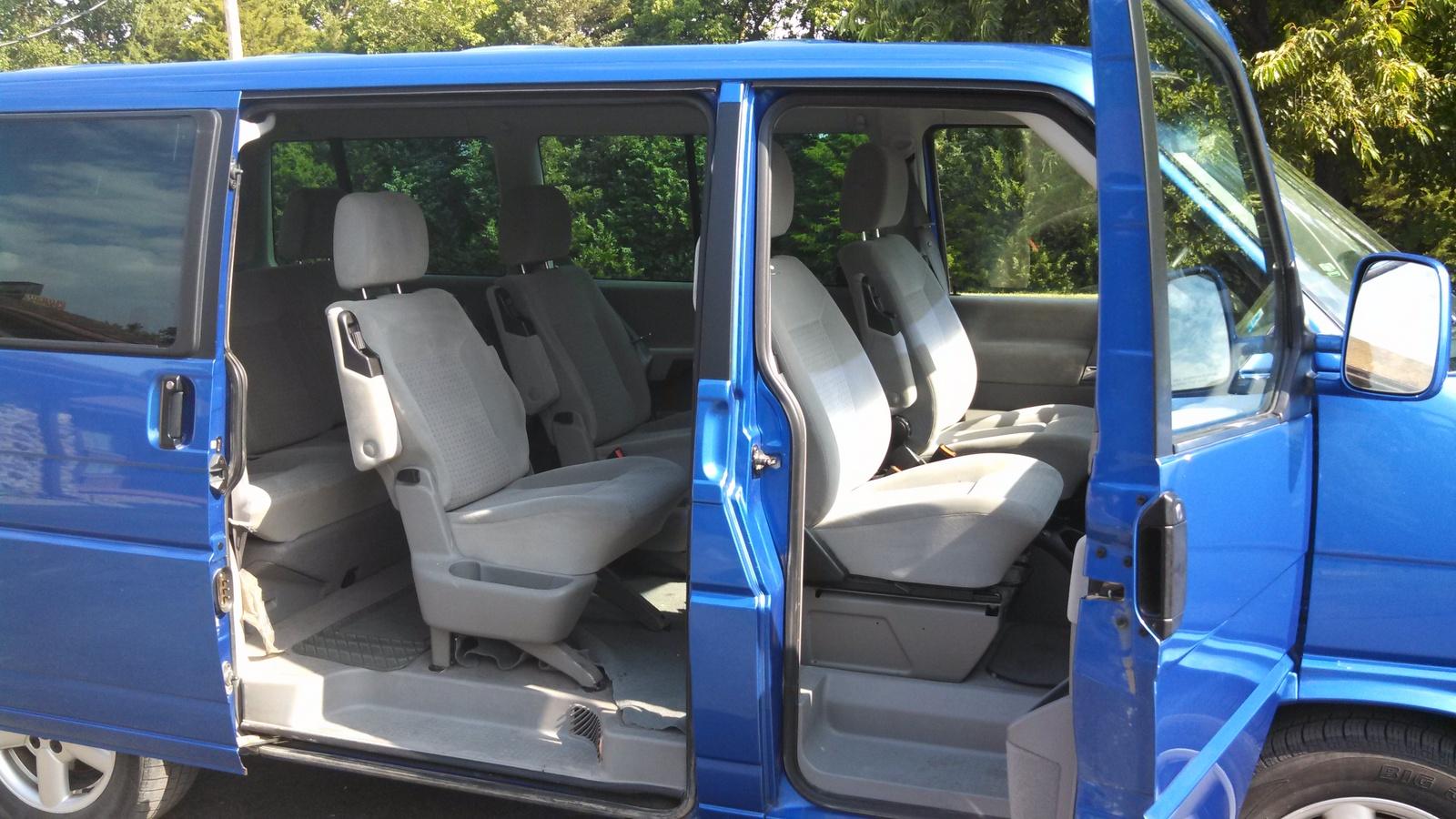 2003 Volkswagen Eurovan Pictures Cargurus
