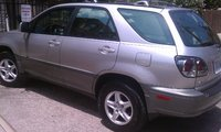 Lexus RX 300 Questions - 2001 rx300-- the vsc light on my