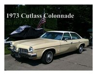 1973 Oldsmobile Cutlass Picture Gallery