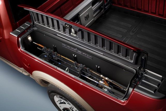 2013 Ram 1500, A look inside one of the Ram 1500's Ramboxes, exterior, manufacturer, gallery_worthy