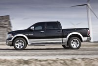 2013 Ram 1500, Profile view, exterior, manufacturer