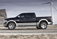 2013 Ram 1500, Profile view, lead_in, manufacturer, exterior