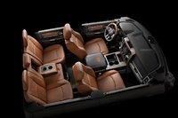 2013 Ram 1500, A Ram 1500 Laramie interior, interior, manufacturer