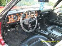 Picture of 1975 Pontiac Firebird, interior