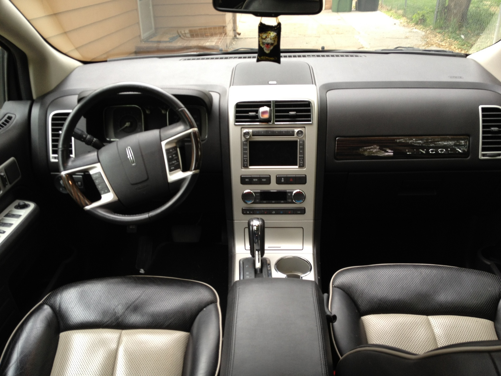 2008 lincoln mkx interior pictures cargurus. Black Bedroom Furniture Sets. Home Design Ideas