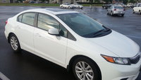 2012 Honda Civic EX-L, 2012 Civic EX-L - heated leather seats, iMid, bluetooth, exterior
