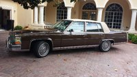 Picture of 1987 Cadillac Brougham RWD, exterior, gallery_worthy