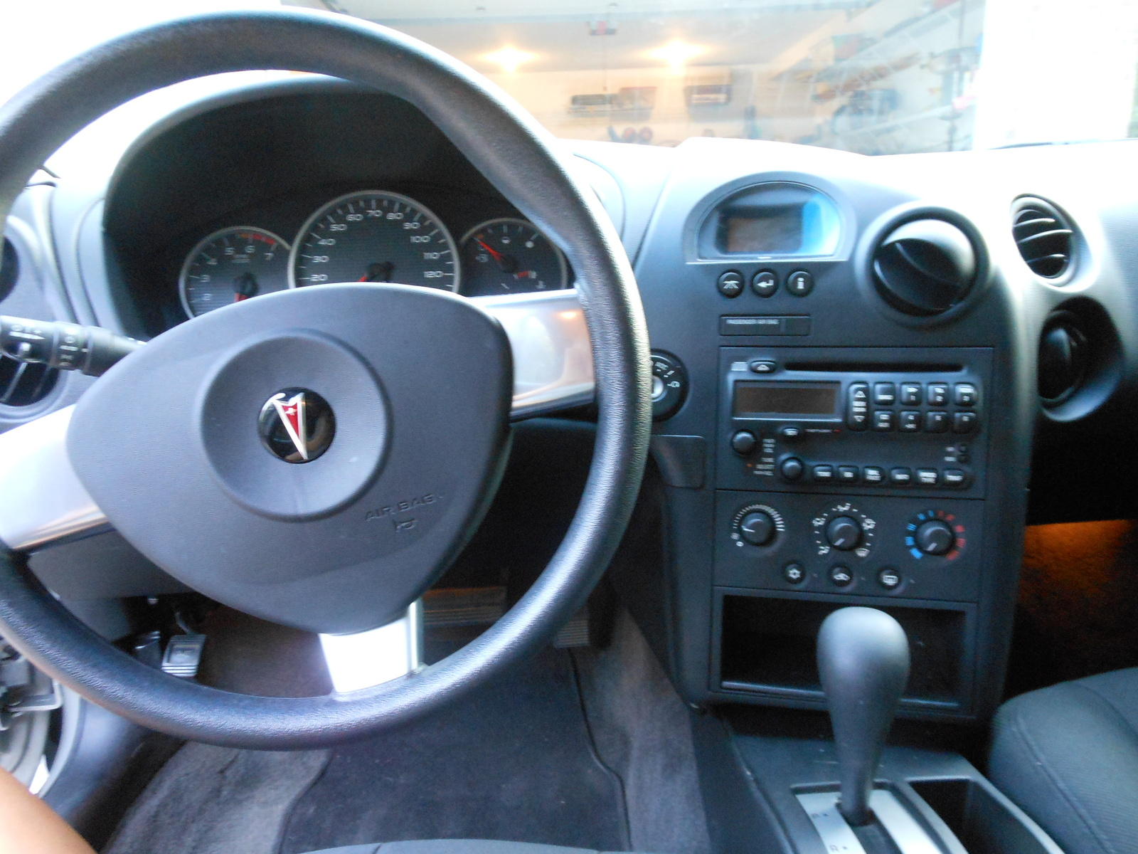 2008 Pontiac Grand Prix Interior Pictures Cargurus
