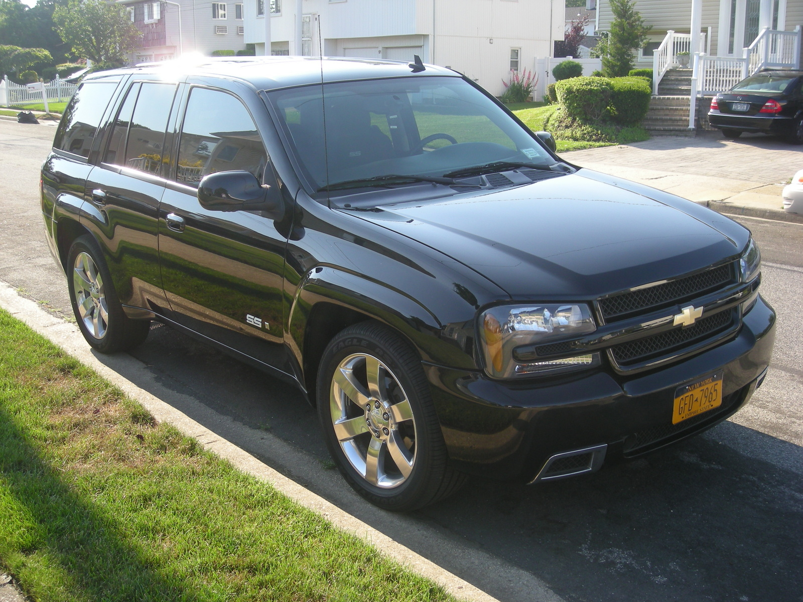 Picture of 2007 chevrolet trailblazer ss1 awd exterior