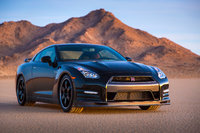 2014 Nissan GT-R Track Edition, Front-quarter view, exterior, manufacturer