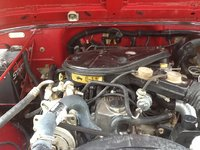 Picture of 1988 Jeep Wrangler S 4WD, engine
