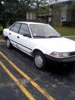 1991 Toyota Corolla Picture Gallery