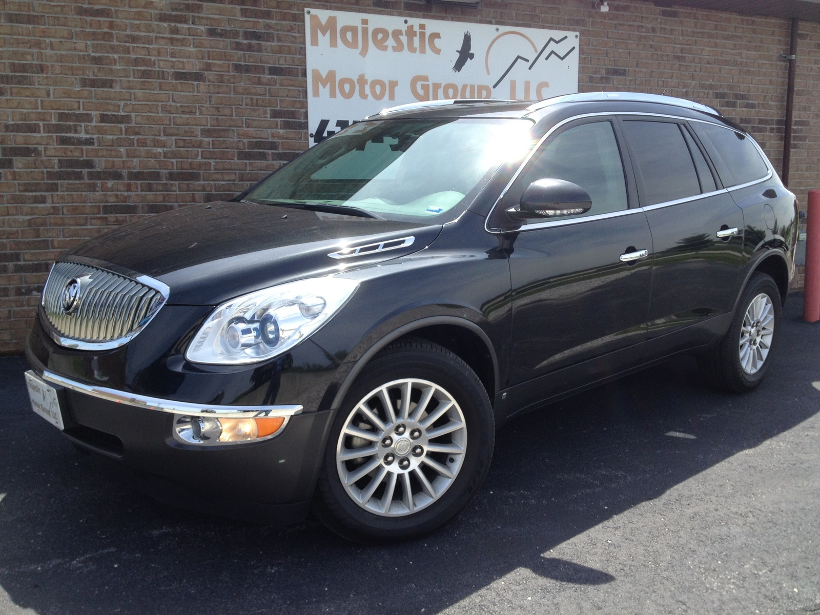 2009 Buick Enclave Pictures Cargurus