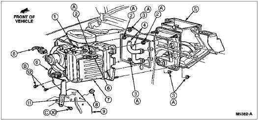2000 ford econoline e150 engine diagram