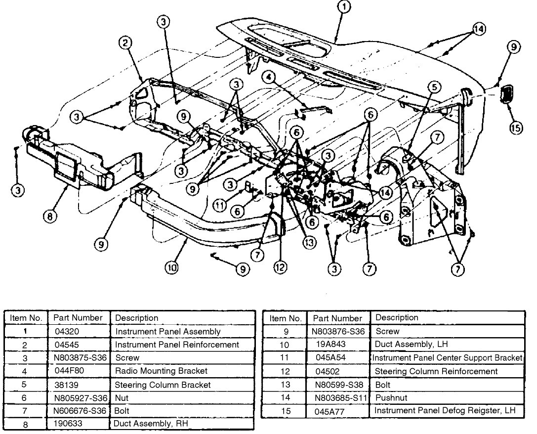 Discussion C23664 ds553112 on 96 f150 front suspension diagram