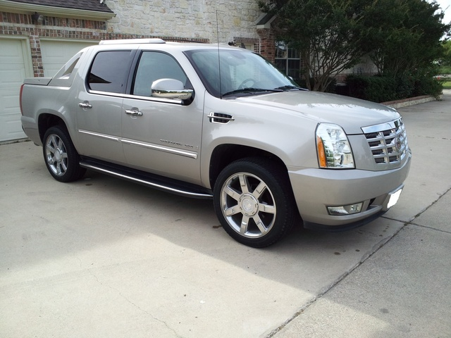 2008 cadillac escalade ext pictures cargurus. Cars Review. Best American Auto & Cars Review