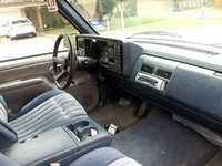 Picture of 1994 GMC Sierra 1500 C1500 SL Extended Cab LB, interior