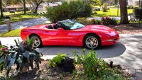2000 Chevrolet Corvette Convertible picture, exterior