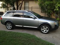 Picture of 2003 Audi Allroad Quattro 4 Dr Turbo AWD Wagon, exterior