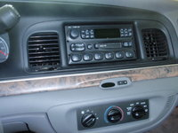 Picture of 1999 Ford Crown Victoria 4 Dr S Sedan, interior, gallery_worthy