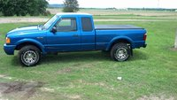 Picture of 2001 Ford Ranger 4 Dr Edge 4WD Extended Cab SB, exterior