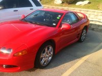 Picture of 1997 Mitsubishi 3000GT 2 Dr VR-4 Turbo AWD Hatchback, exterior, gallery_worthy