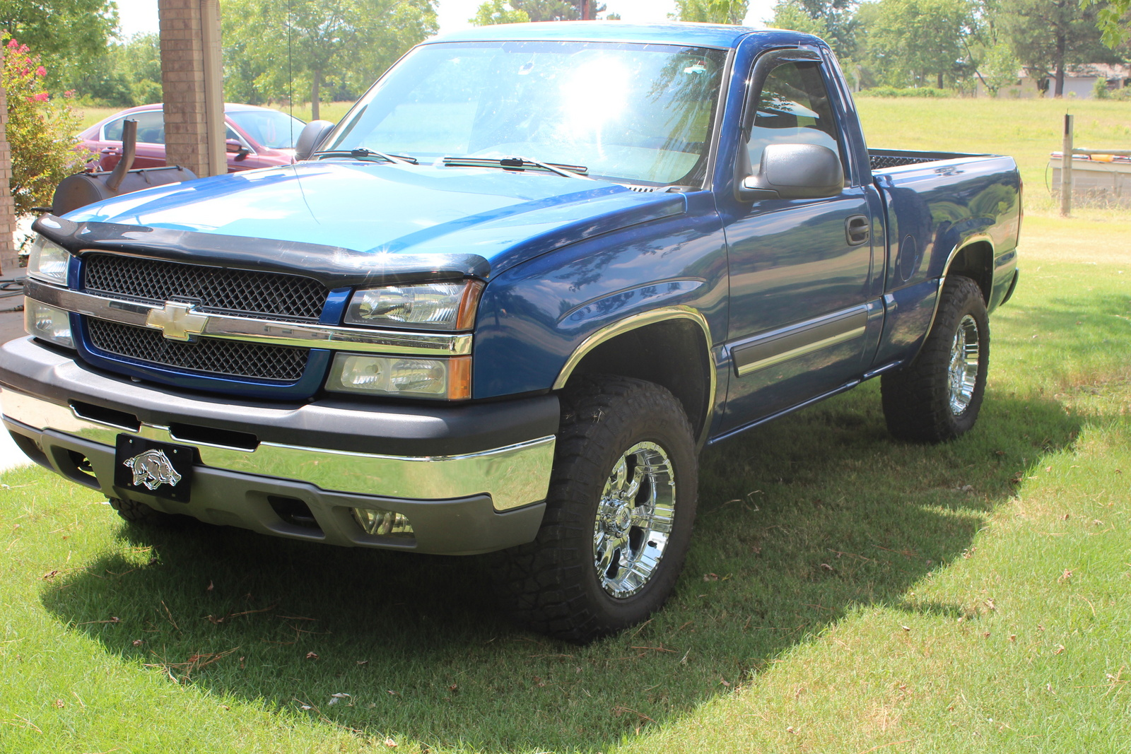 2004 4 door chevy silverado z71 for autos post. Black Bedroom Furniture Sets. Home Design Ideas