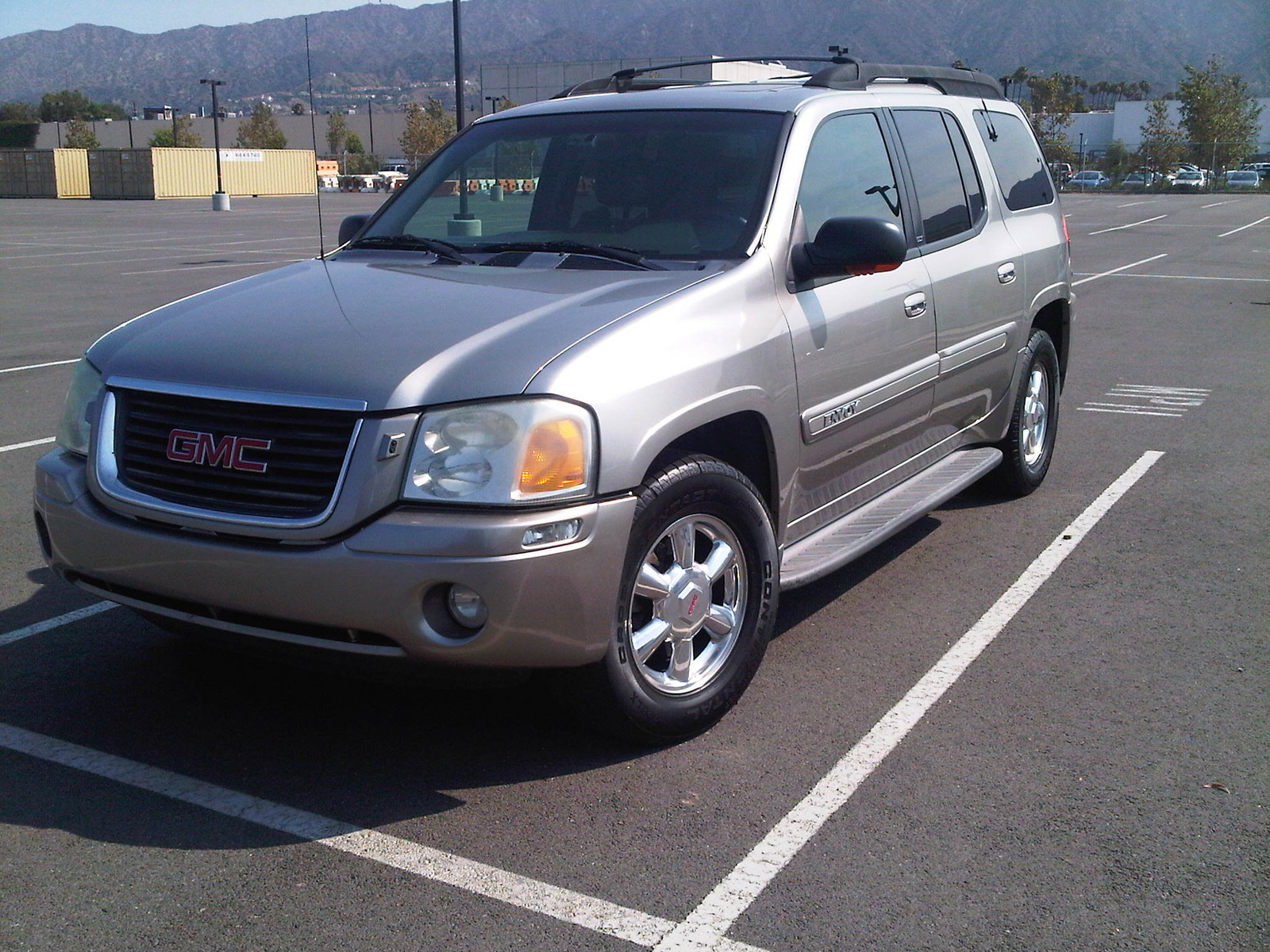 picture of 2003 gmc envoy xl slt exterior. Black Bedroom Furniture Sets. Home Design Ideas