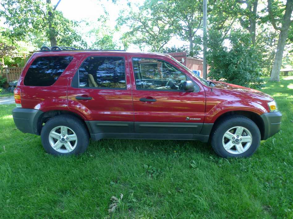 2005 ford escape hybrid for sale cargurus. Black Bedroom Furniture Sets. Home Design Ideas