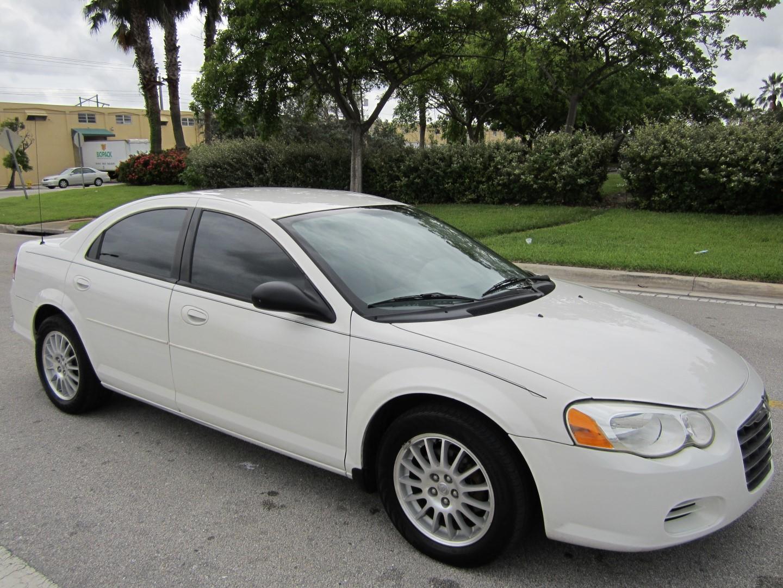 2006 Chrysler Sebring Touring Convertible in Stone White Photo No ...
