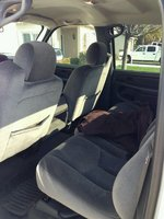 Picture of 2007 GMC Sierra Classic 1500 4 Dr HD SLE1 Crew Cab 4WD, interior