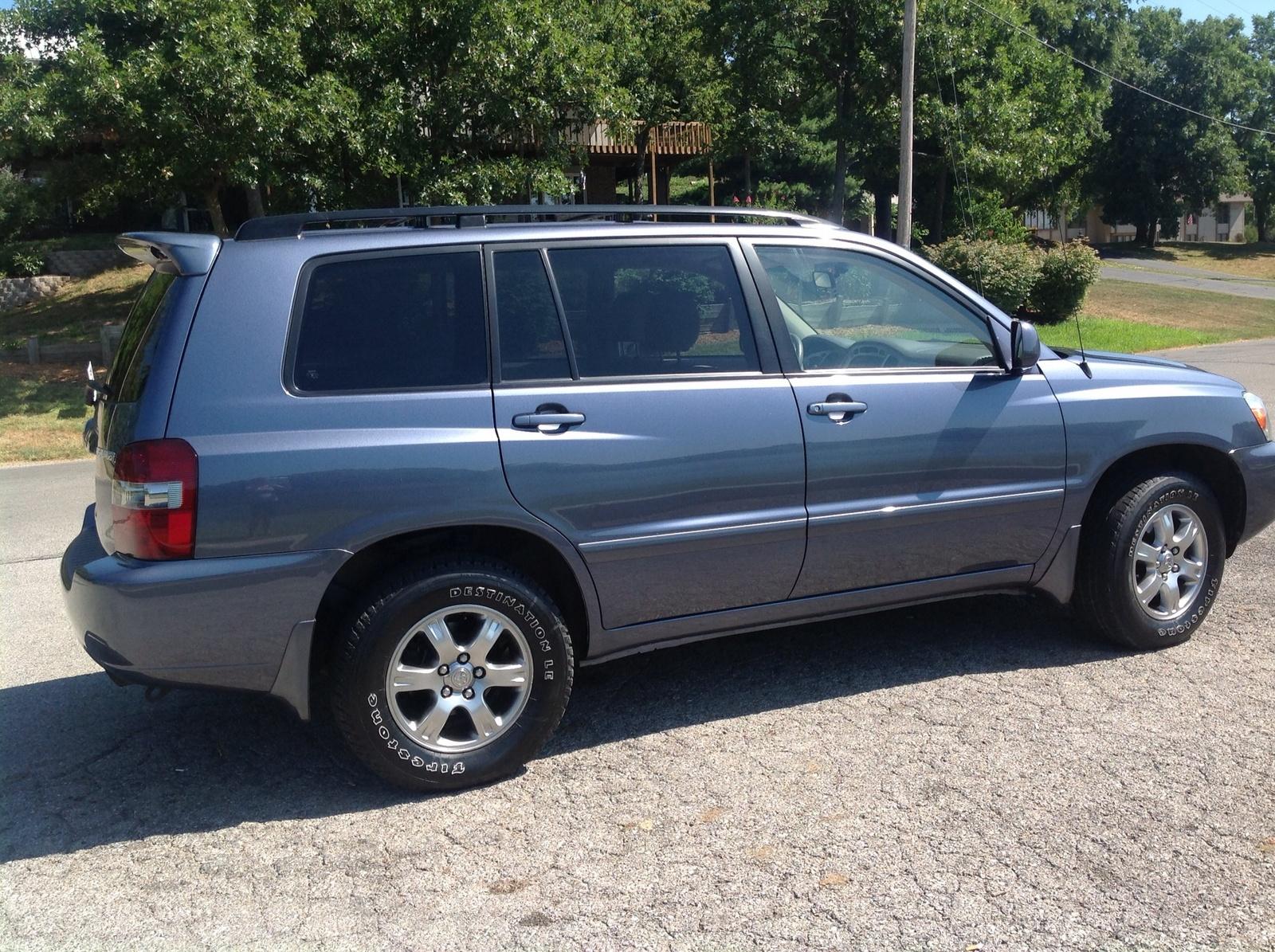 2006 Toyota Highlander Pictures Cargurus