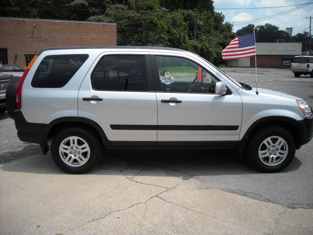 Picture of 2004 Honda CR-V EX AWD, exterior, gallery_worthy