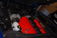 Picture of 2003 Chevrolet Corvette Z06, engine