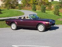 Picture of 1981 FIAT 124 Spider, exterior, gallery_worthy