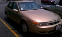 Picture of 2001 Saturn S-Series 4 Dr SL2 Sedan, exterior