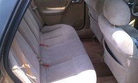 Picture of 2001 Saturn S-Series 4 Dr SL2 Sedan, interior