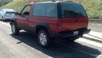 Picture of 1994 Chevrolet Blazer Silverado 2-Door 4WD, exterior, gallery_worthy