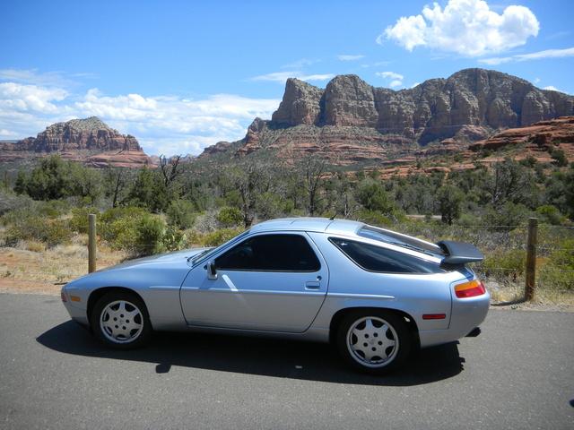 Picture of 1991 Porsche 928 STD Hatchback, exterior