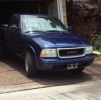 Picture of 2003 GMC Sonoma SL 2WD, exterior