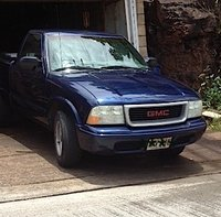 Picture of 2003 GMC Sonoma SL 2WD, exterior