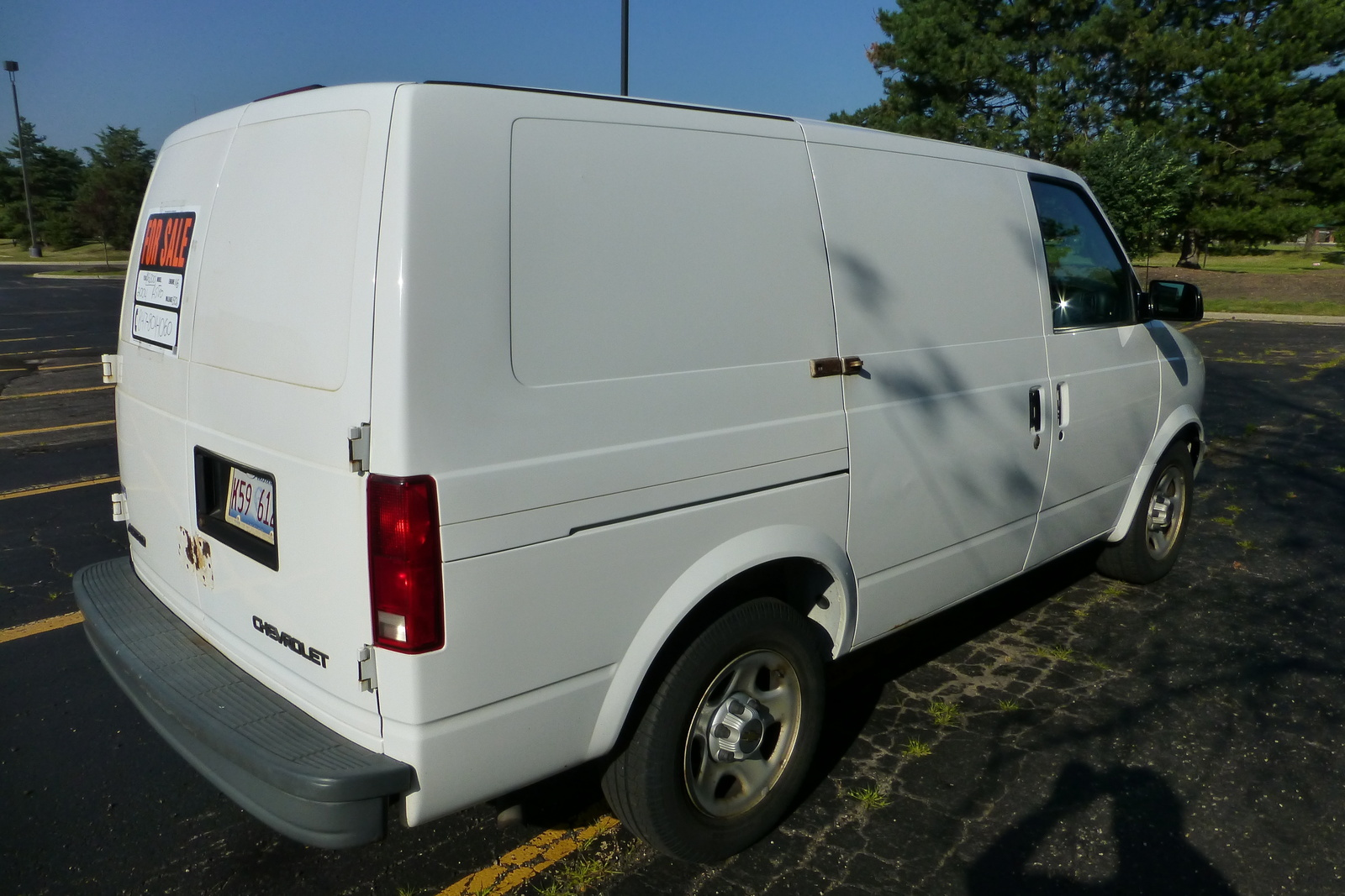 Picture of 2004 chevrolet astro cargo van exterior gallery_worthy