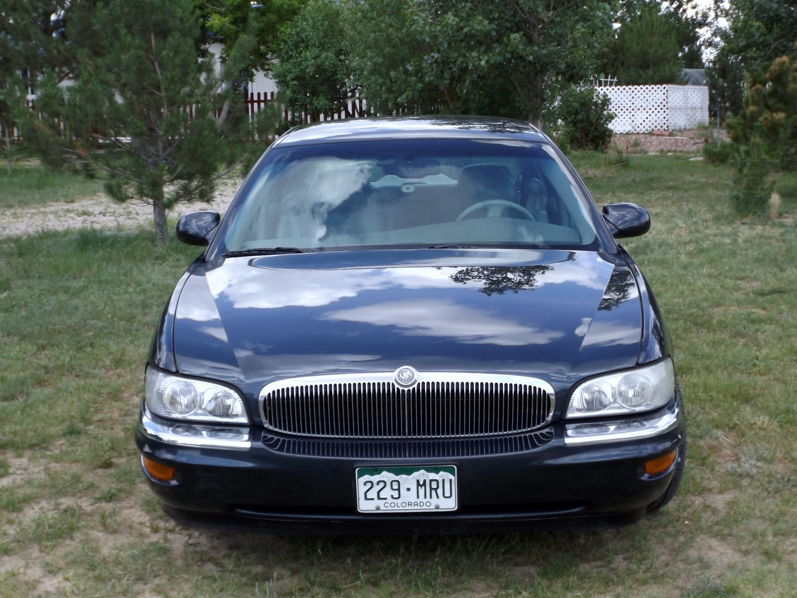 what 39 s your take on the 2000 buick park avenue. Black Bedroom Furniture Sets. Home Design Ideas