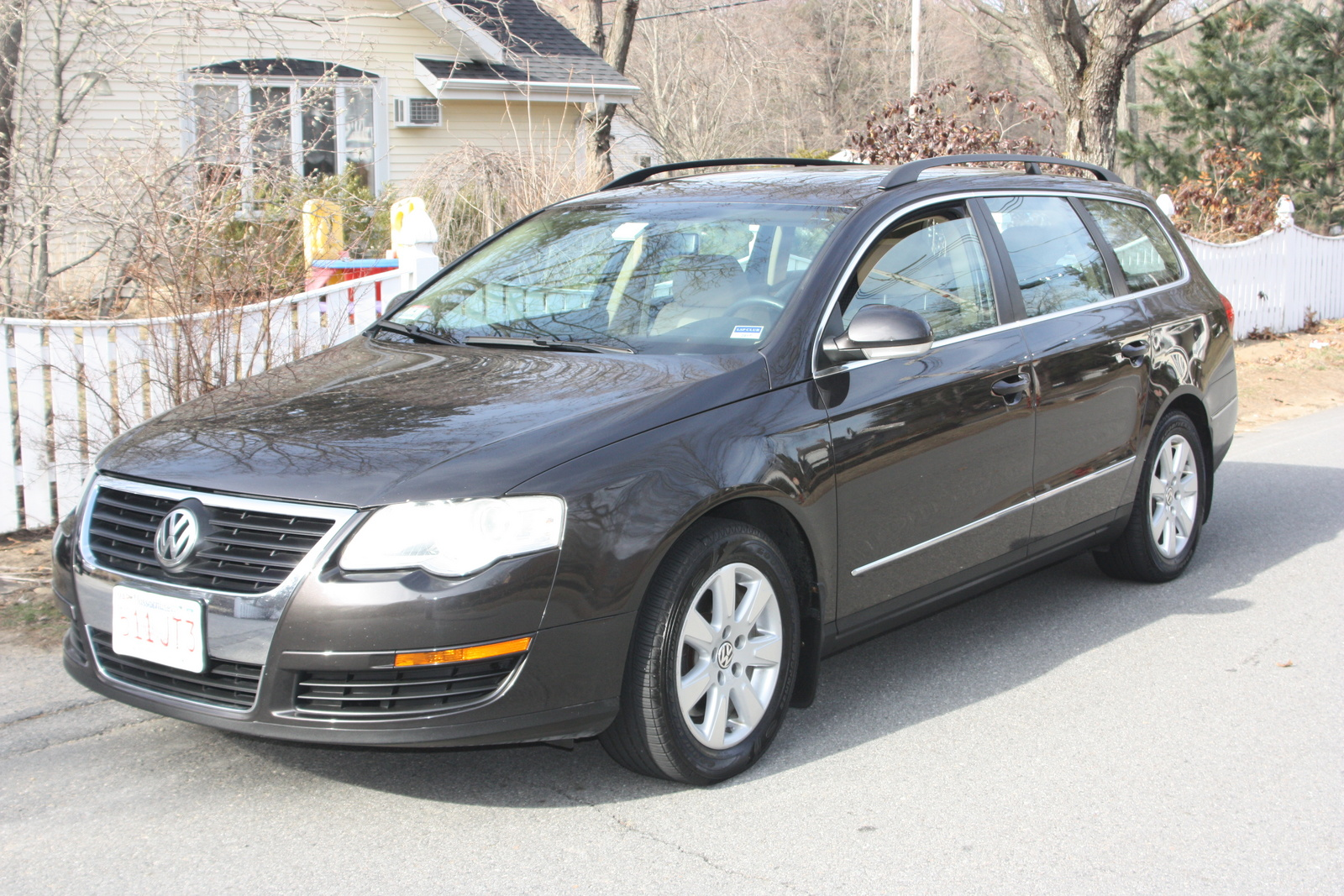 2007 volkswagen passat other pictures cargurus. Black Bedroom Furniture Sets. Home Design Ideas