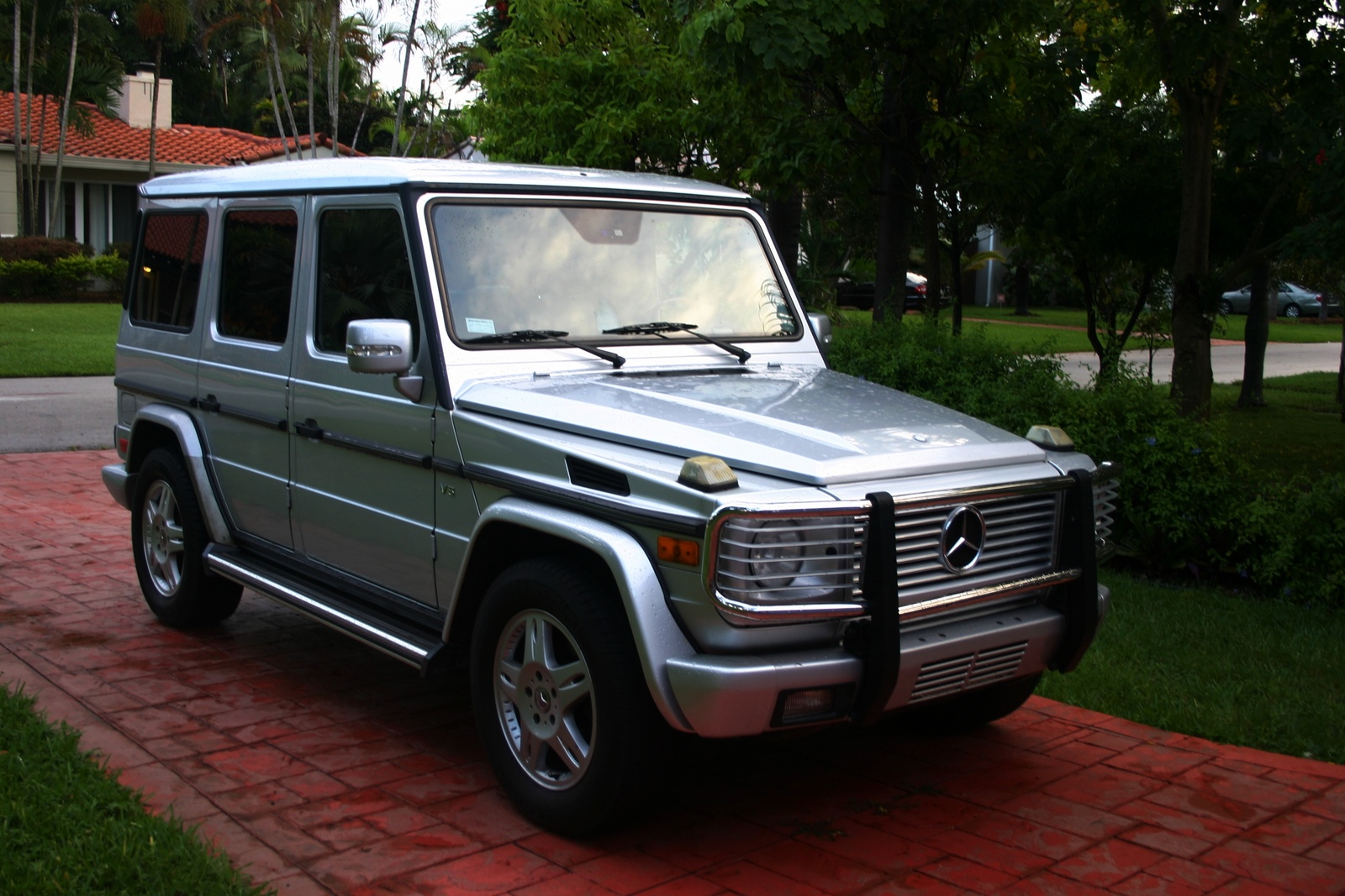 2003 mercedes benz g class pictures cargurus for 2003 mercedes benz suv
