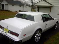 1981 Oldsmobile Toronado Overview